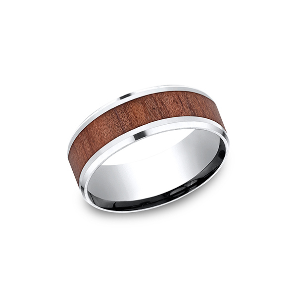 Various Metal Wedding Band by Benchmark